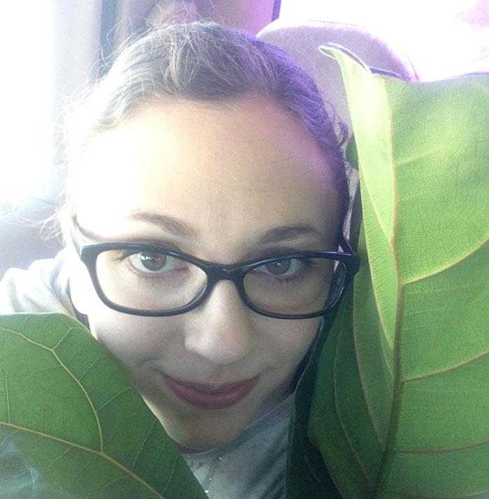 De nieuwe Selfie is een groene Ussie!