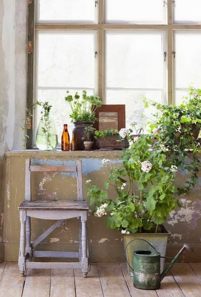 Versier je huis met natuurlijke luchtverfrissers mooi - Decoracion de casa vintage ...