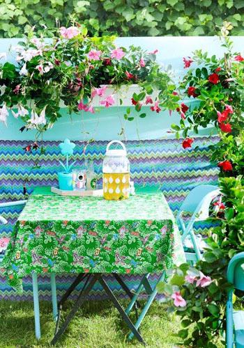 Zomertrend 2016 je tuin vol zinderende kleuren mooi wat for Plant de villa